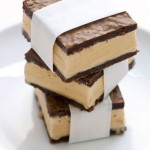 Cinnamon Brownie and Dulce de Leche Ice Cream Sandwiches