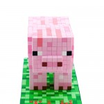 Pig Cake Tutorial Inspired by Minecraft
