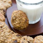 Oatmeal Coconut Raisin Cookies