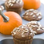 Pumpkin Molasses Muffins